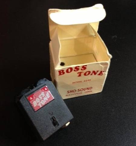 Boss Tone Guitar Effect Distortion Module