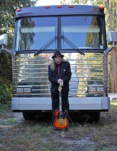 Buddy Black and his Bus for Christmas