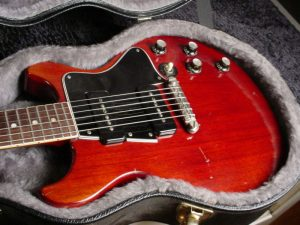 Thick body Gibson sg version 5