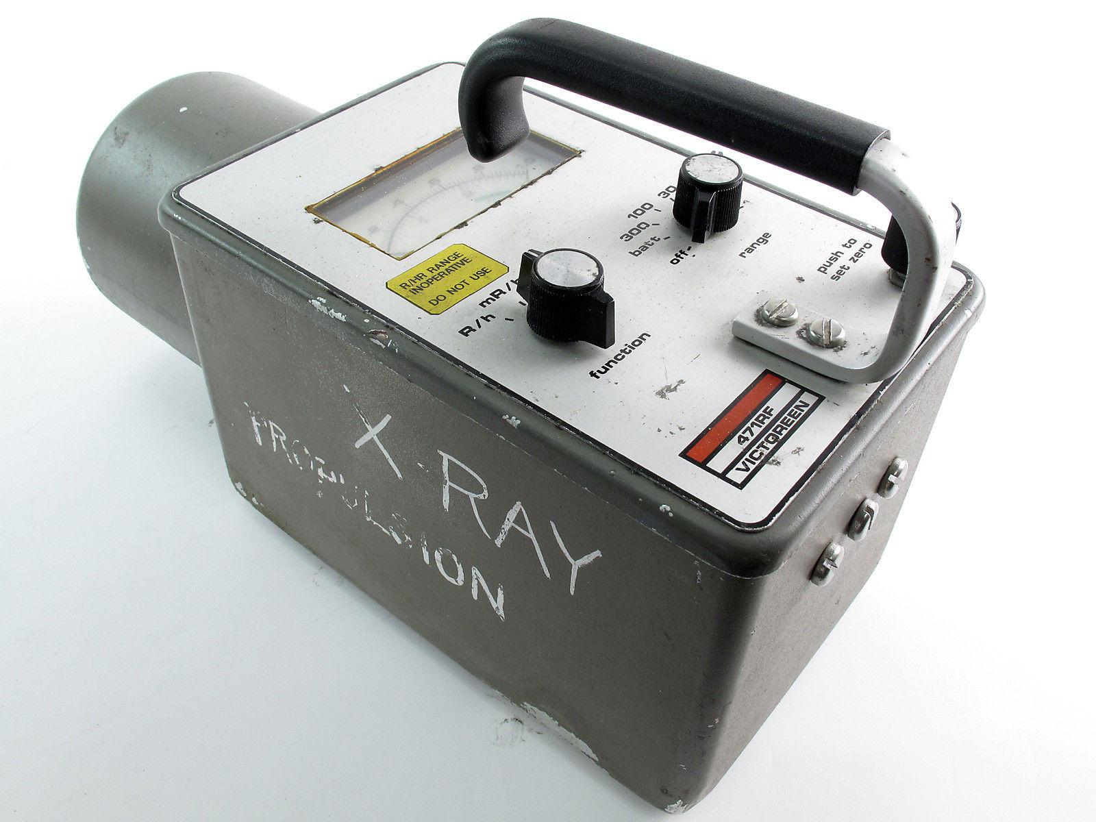 Victoreen X-Ray